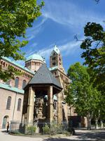Speyer Cathedral by Clyde