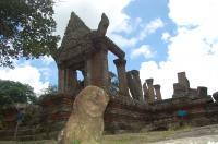 Preah Vihear Temple by bernard Joseph Guerrero