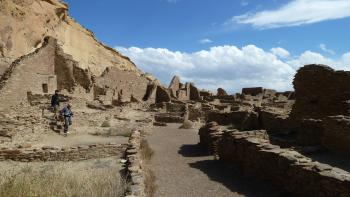 Chaco Culture by Ian Cade