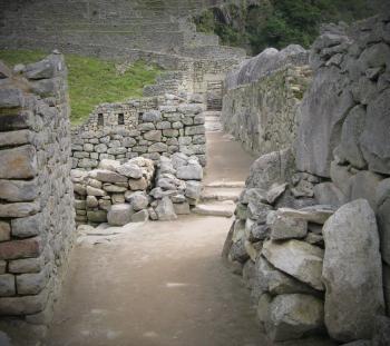 Machu Picchu by Kyle Magnuson