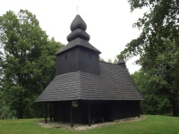 Wooden Churches of the Slovak Carpathians by john booth