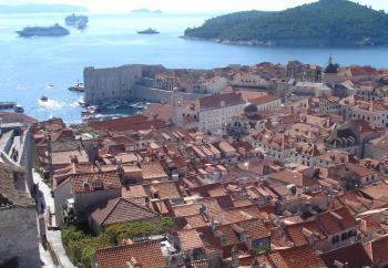Dubrovnik by Hubert Scharnagl