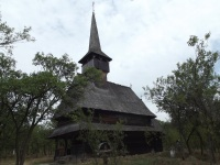 Wooden Churches of Maramures by john booth