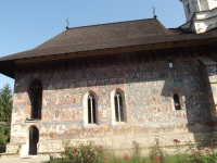 Churches of Moldavia by john booth