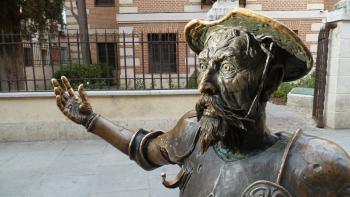 Alcala de Henares by Ian Cade