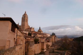 Segovia by Ian Cade
