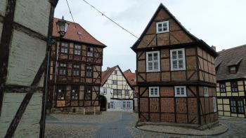 Quedlinburg by Ian Cade