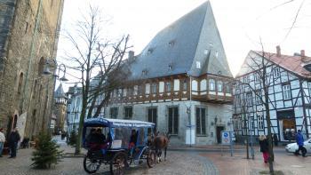 Rammelsberg and Goslar by Ian Cade