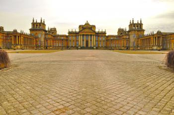Blenheim Palace by Frederik Dawson