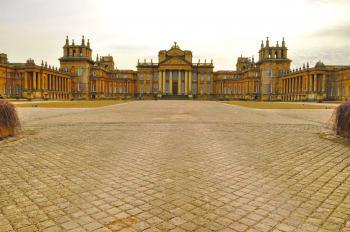 Blenheim Palace by Frederik Dawson