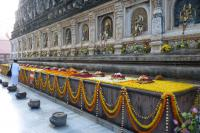 Mahabodhi Temple Complex by Solivagant