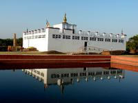 Lumbini by Clyde
