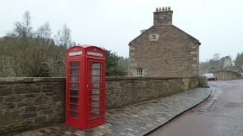 New Lanark by Ian Cade