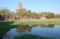 Ayutthaya by bernard Joseph Esposo Guerrero