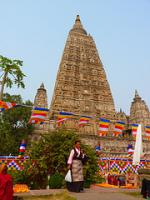 Mahabodhi Temple Complex by Clyde