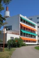 Paimio Hospital (formerly Paimio Sanatorium) (T) by Els Slots