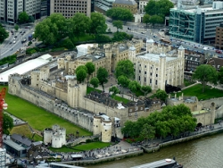 Tower of London by Clyde