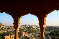 Hill Forts of Rajasthan by Clyde