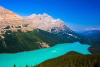 Canadian Rocky Mountain Parks by Frederik Dawson