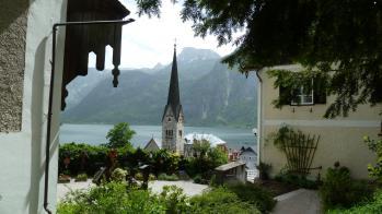 Hallstatt-Dachstein by Ian Cade