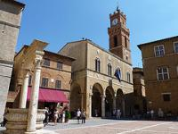 Pienza by Clyde