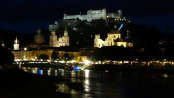 Salzburg by Ian Cade