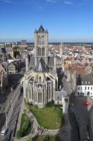 """Le noyau historique médiéval ou la """"Cuve"""" de Gand (T) by Els Slots"""