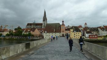 Regensburg by Ian Cade