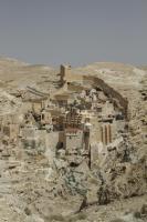 El-Bariyah: wilderness with monasteries (T) by Walter