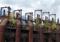 Völklingen Ironworks by Solivagant
