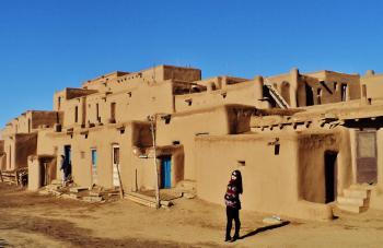 Taos Pueblo by Kyle Magnuson
