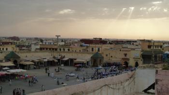 Meknes by Ian Cade