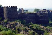 Rohtas Fort by Solivagant