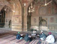 Wazir Khans Mosque, Lahore (T) by Solivagant