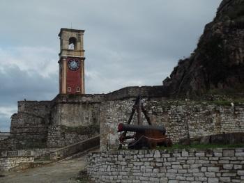 Corfu by John Booth