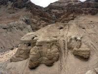 QUMRAN: Caves and Monastery of the Dead Sea Scrolls (T) by Solivagant
