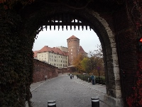 Cracow by John Booth
