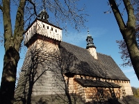 Wooden Churches of Southern Malopolska by John Booth