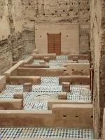 Medina of Marrakesh by John Booth