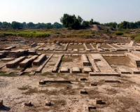 Archaeological Site of Harappa (T) by Solivagant