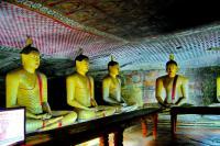 Rangiri Dambulla Cave Temple by Frederik Dawson