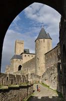Fortified City of Carcassonne by Clyde