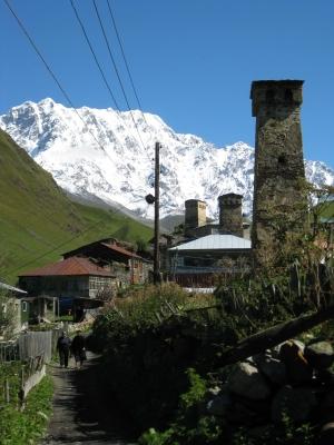 Upper Svaneti by Daniel Chazad