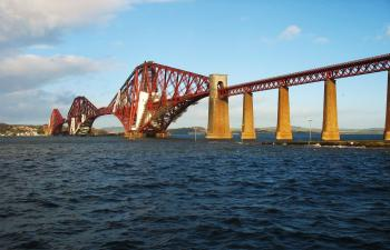 Forth Bridge by Kyle Magnuson