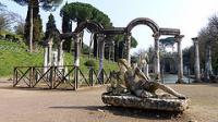 Villa Adriana (Tivoli) by Clyde