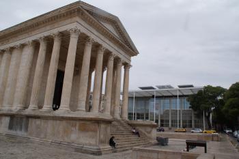 Nîmes, l'Antiquité au présent (T) by Hubert Scharnagl