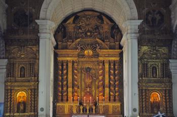 Churches and Convents of Goa by Frederik Dawson