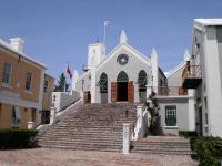 St. George, Bermuda by Klaus Freisinger