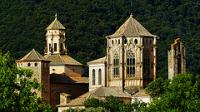 Poblet Monastery by Clyde