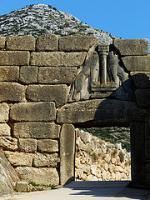 Mycenae and Tiryns by Clyde